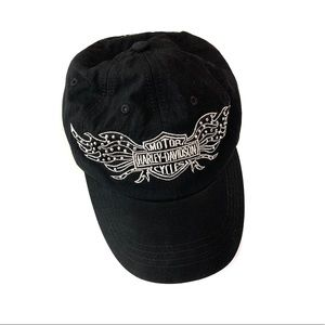 Harley-Davidson Black Hat